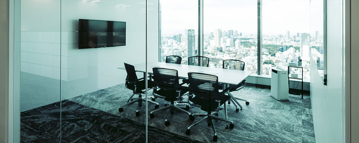 Office Meeting Room Fit Out
